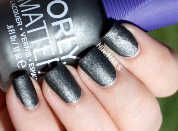 Orly Iron Butterfly Swatch