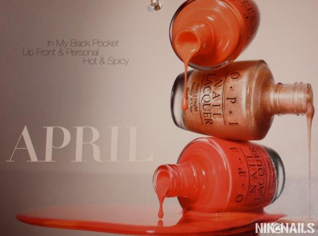 Calendar; April