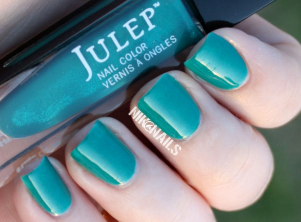 Julep March Maven Box Swatches Nik Nails