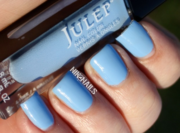 Julep Margaret Swatch
