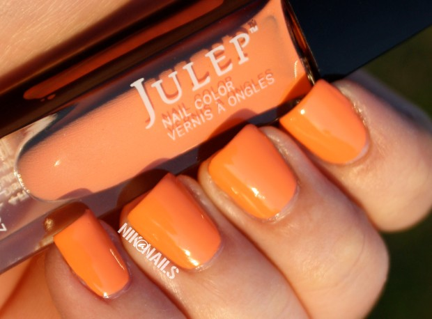 Julep Princess Grace Swatch