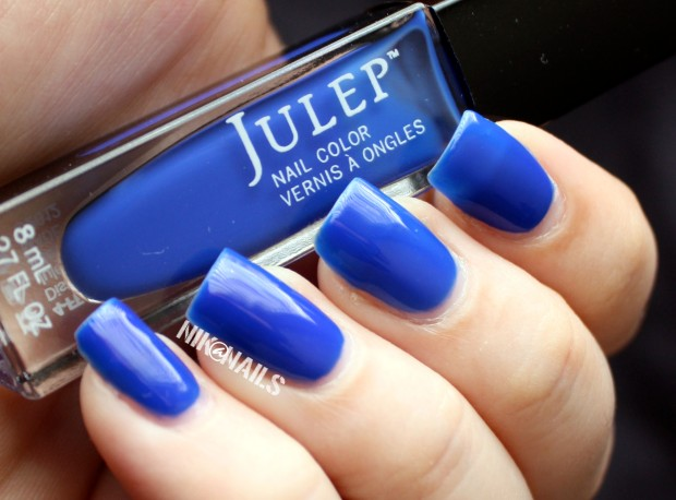 Julep Bailey Swatch