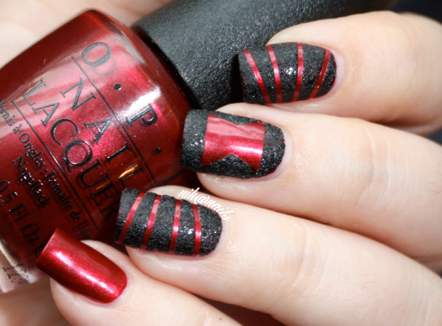 Black Widow Nails