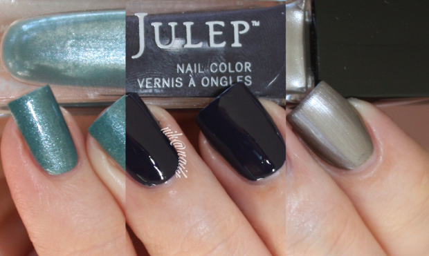 Julep Swatches