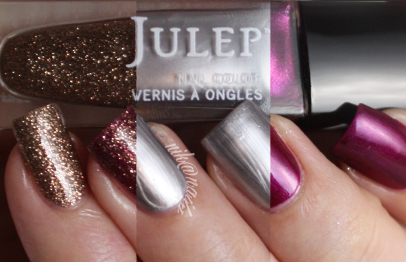 Julep Maven Swatches