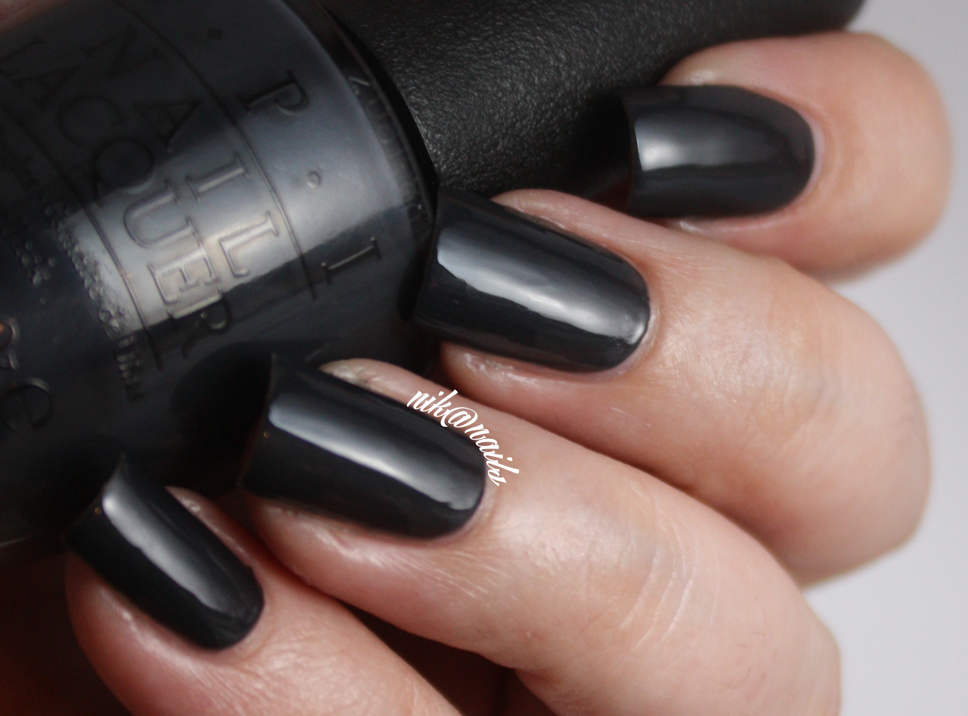 OPI Fifty Shades of Grey Collection – Nik@Nails