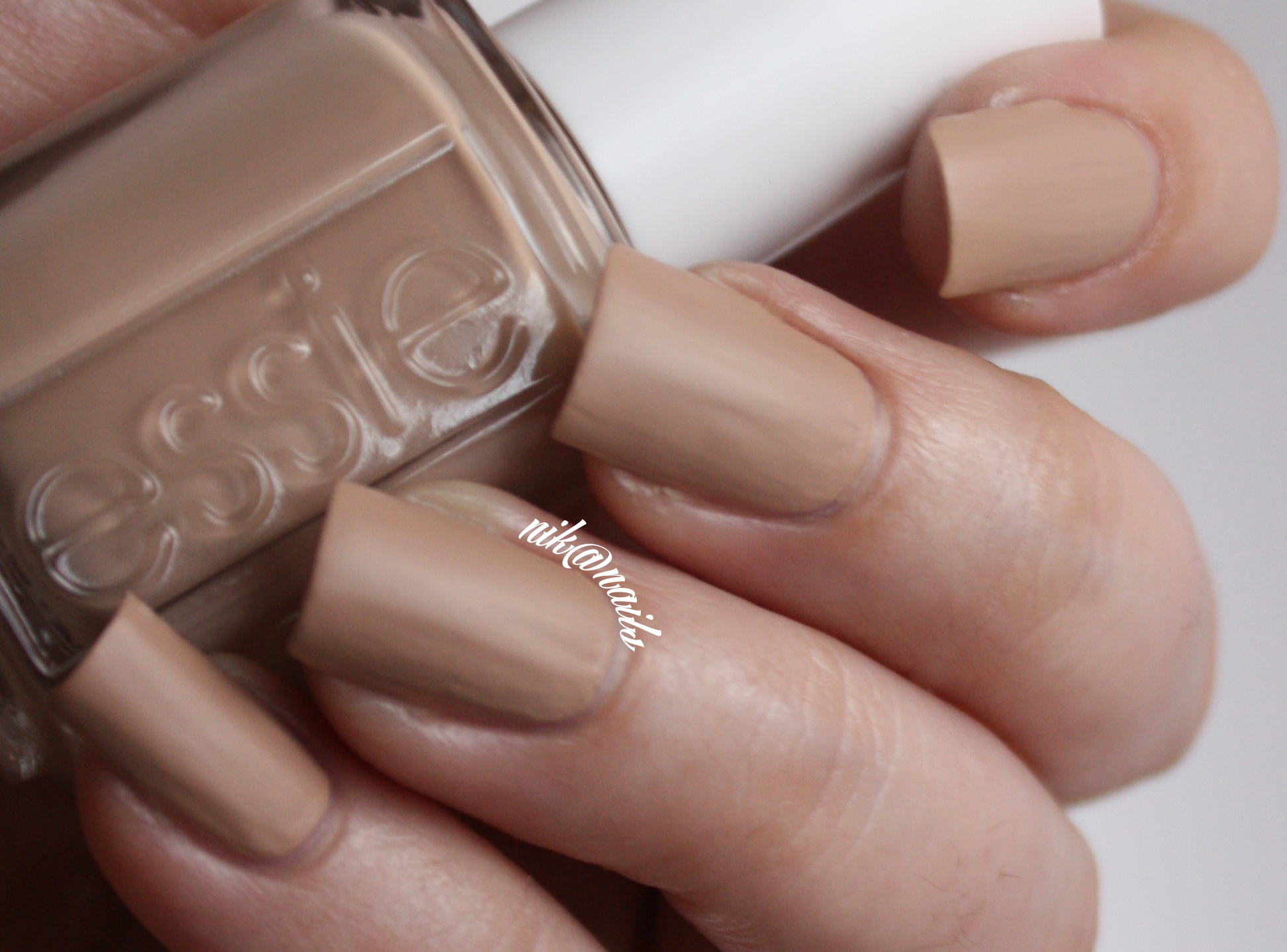 Essie Cashmere Matte Collection – Nik@Nails