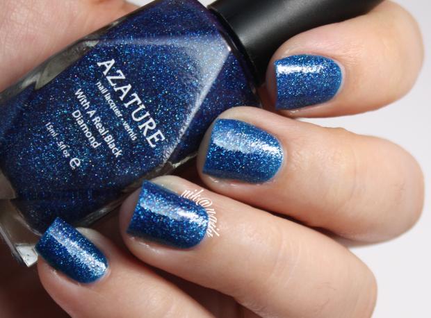 AZATURE Blue Swatch