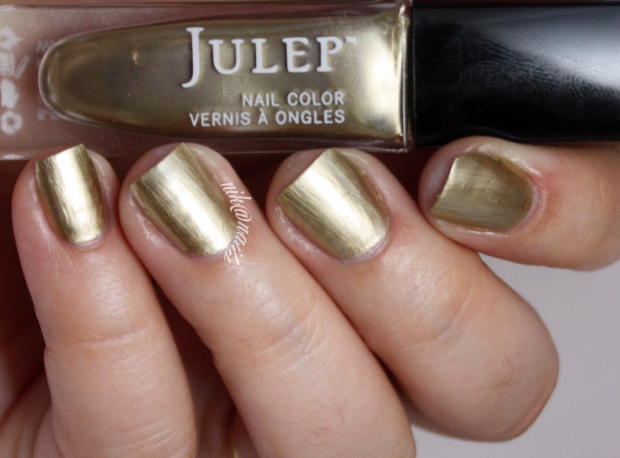 Julep Spencer Swatch