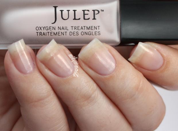 Julep Oxygen Treatment Sheer Shimmer