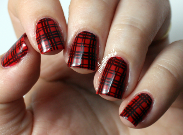 Louboutin Rouge Nails